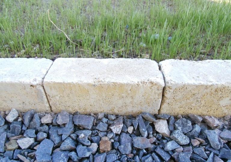 Des matériaux de qualité choisis par des professionnels du paysage